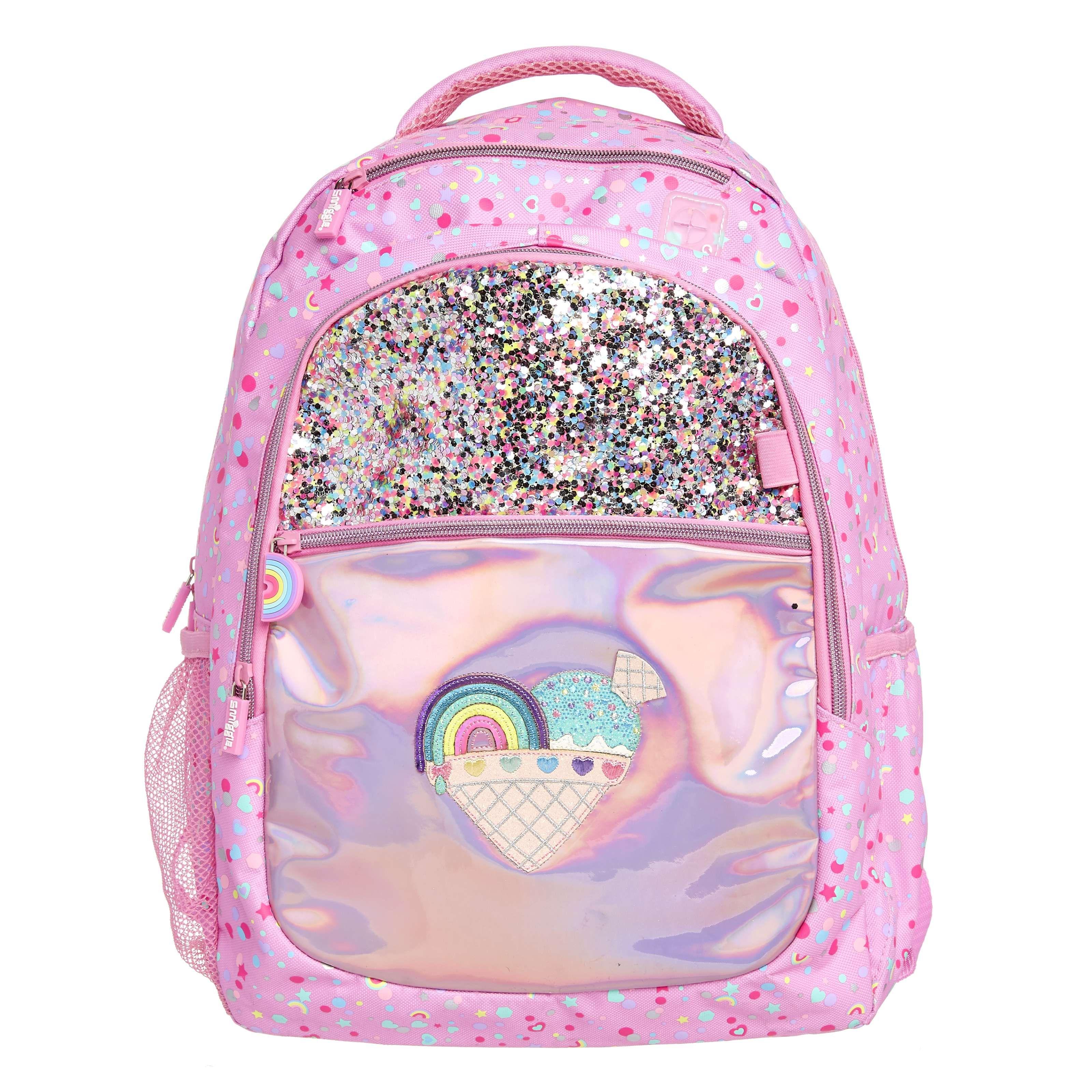 2018 Women Bags Transparent Backpack Bolsos De Pvc Holographic High Quality Laser Hologram Backpack Girls Shoulder Bag Fragrant Aroma Luggage & Bags