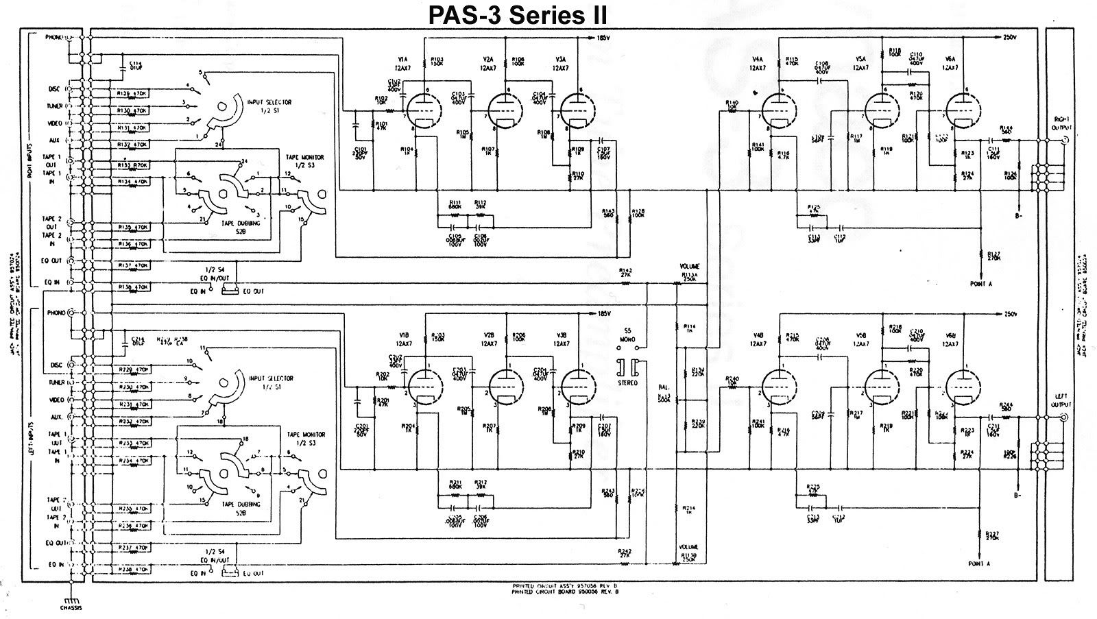 The Little Known Dynaco Pas 3 Series Ii Photo Electronics Audio Level Threshold Control Eeweb Community Vacuum Tube