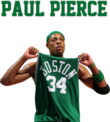 Paul Pierce Psd Detail Paul Pierce Official Psds Paul Pierce Paul Pierce The Truth Boston Celtics