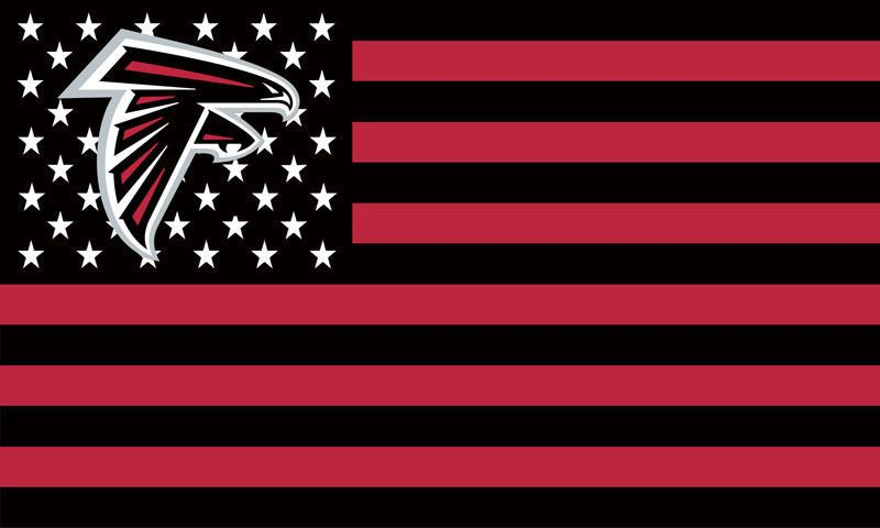 Atlanta Falcons Atlanta Falcons Flag Atlanta Falcons Flags With Stars