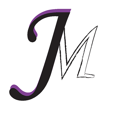JM Design Creations | creative | Name logo, Logos, Lettering