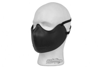 Hakkotsu Lower Face Mask Black Face Mask Face Black