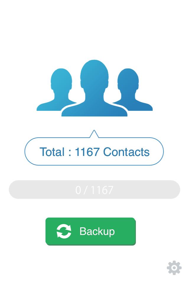 Cara Mudah Transfer Kontak Dari Iphone Ke Android Dengan Aplikasi My Contacts Backup Iphone Aplikasi Android