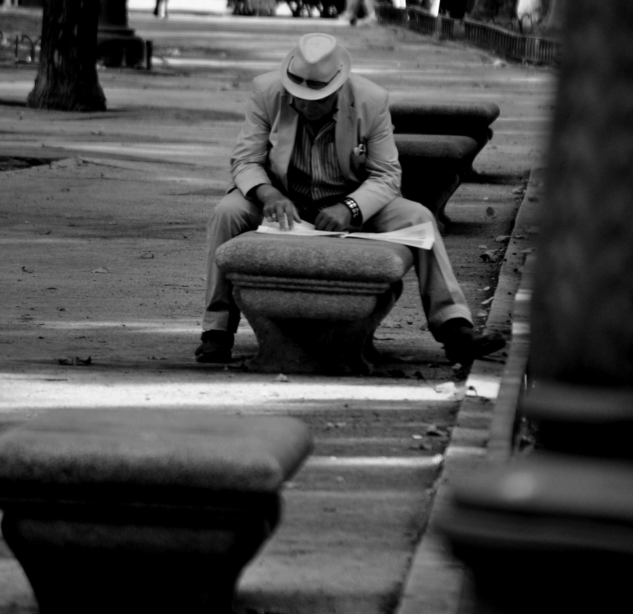 Solitude In A Crowded City Fbottenberg My Photography Hobby  # Muebles Ricaldi