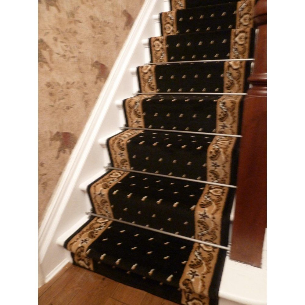 Best Victorian Stair Runner Carpet Style Ko1164 Pictures To Pin 640 x 480