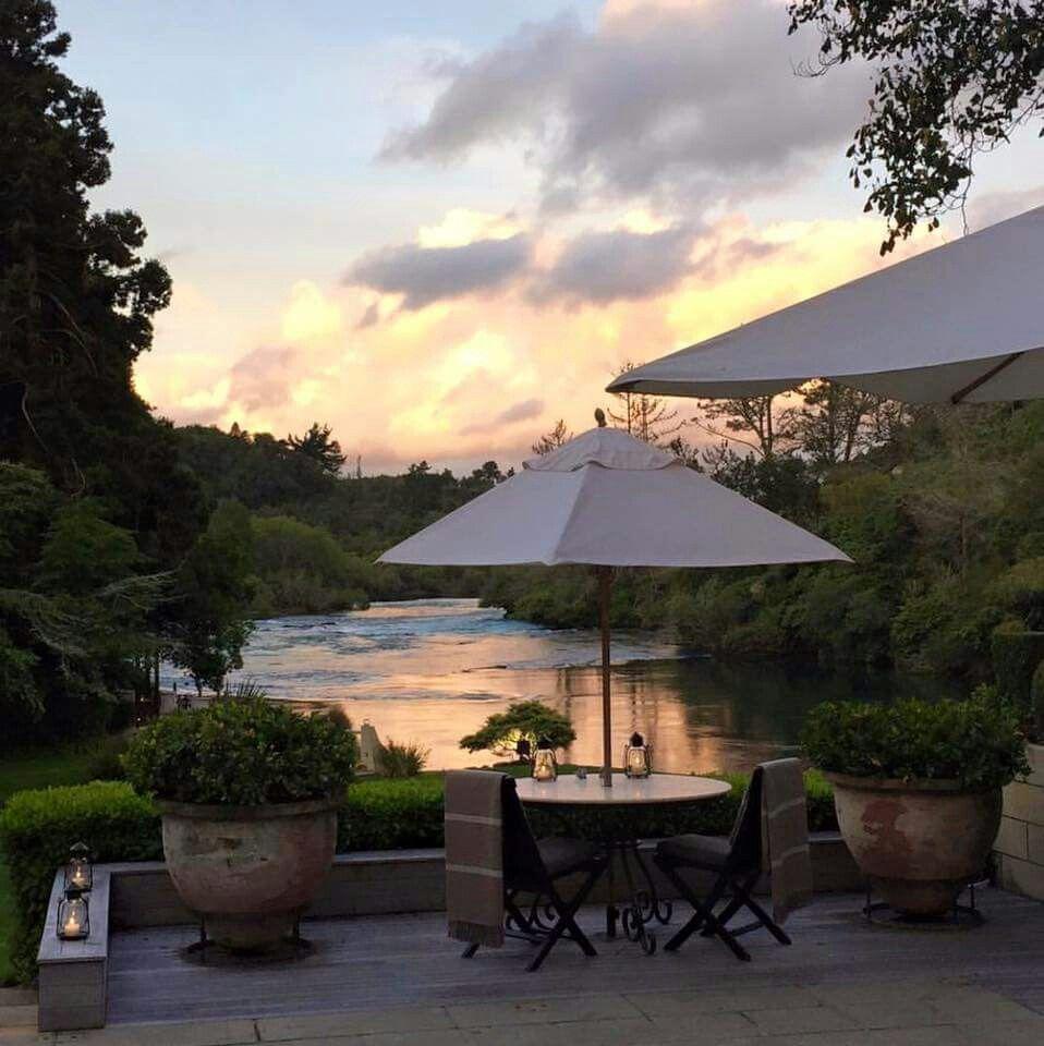 Outdoor Wedding Venues New Zealand: Outdoor Rooms, Luxury Lodge