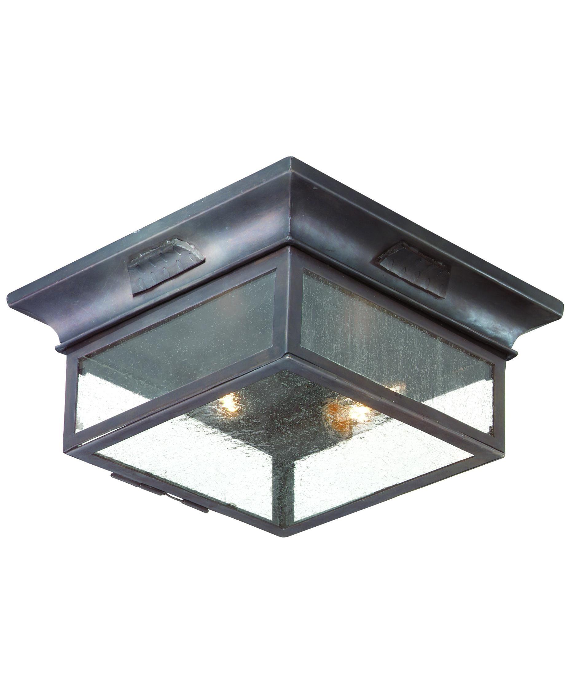 Outdoor Flush Mount Ceiling Light Fixtures