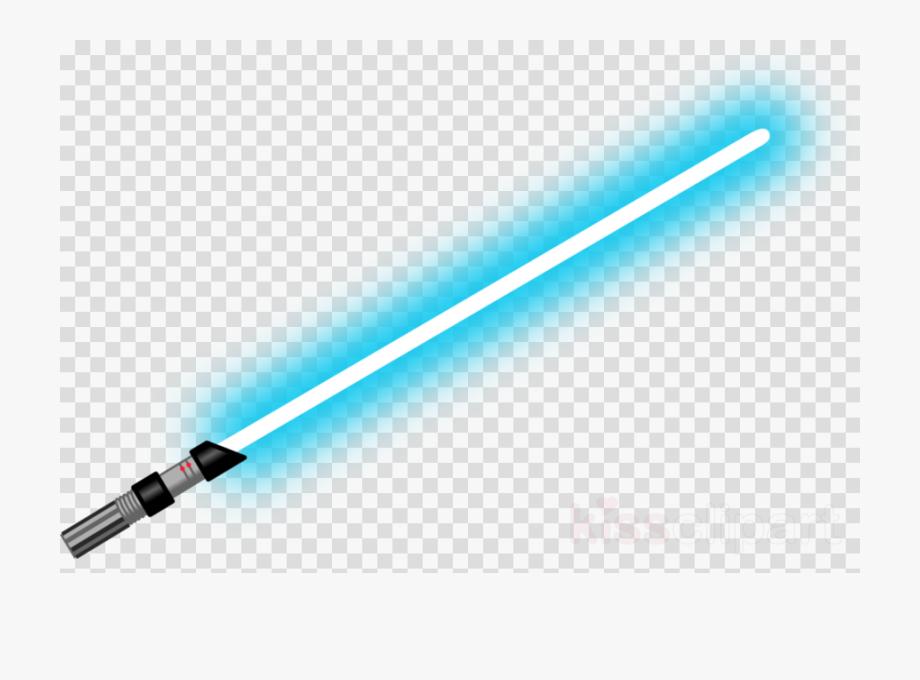 Download Blue Lightsaber Png Clipart Obi Wan Kenobi Luke Skywalker Star Wars Lightsaber Png To Explo Star Wars Light Saber Star Wars Obi Wan Blue Lightsaber