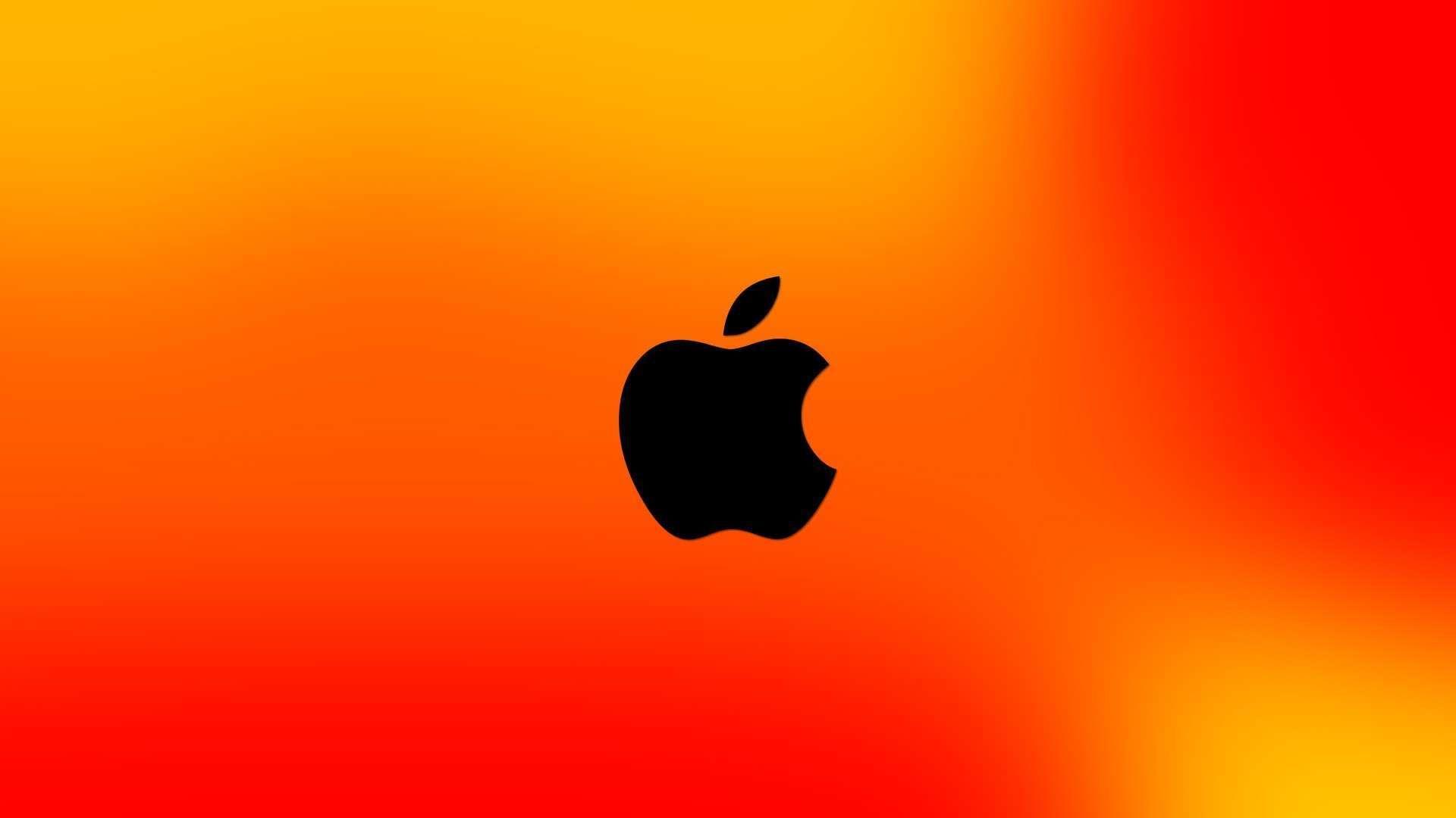 apple logo wallpaper for laptop