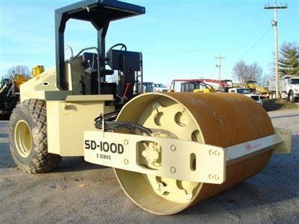 Ingersoll Rand Rollers For Sale Used Ingersoll Rand Rollers Mascus Usa Used Construction Equipment Ingersoll Ingersoll Rand