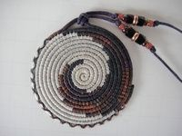 Coiled Necklace Kits - Judy K. Wilson