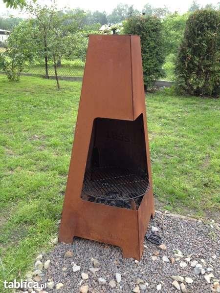 Kominek ogrodowy Grill Jotul Terrazza BielskoBiaa  OLXpl dawniej Tablicapl  Tiny house