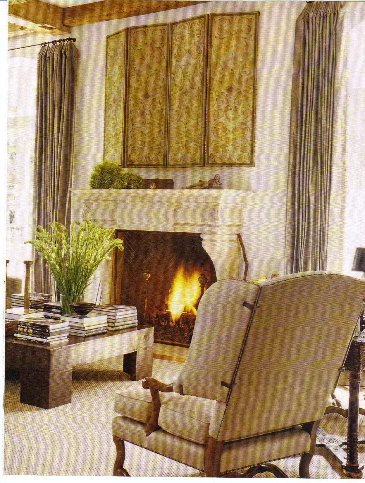 Lovely way to hide the tv   Living Room   Pinterest   TVs, Living ...