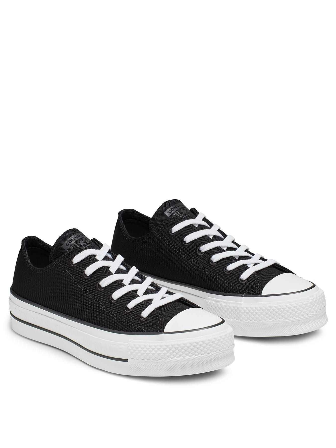 Converse Chuck Taylor All Star Platform Lift Renew Canvas Ox