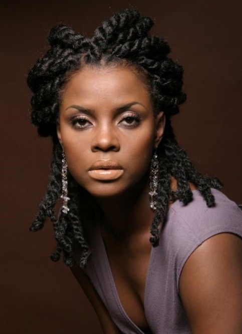 Twists Hairstyles For Black Women Pics  How To Make It In -9889