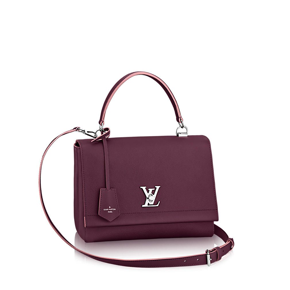... designer bags, and leather handbags for women to amplify your style.  Lockme II Lockme Femme Sacs à main   LOUIS VUITTON I 2080€ a42228c6f0
