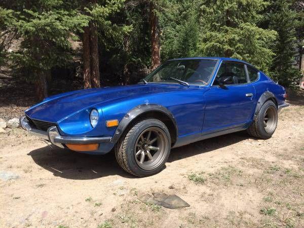 1971 Colorado Springs Colorado   Nissan z cars, Datsun ...