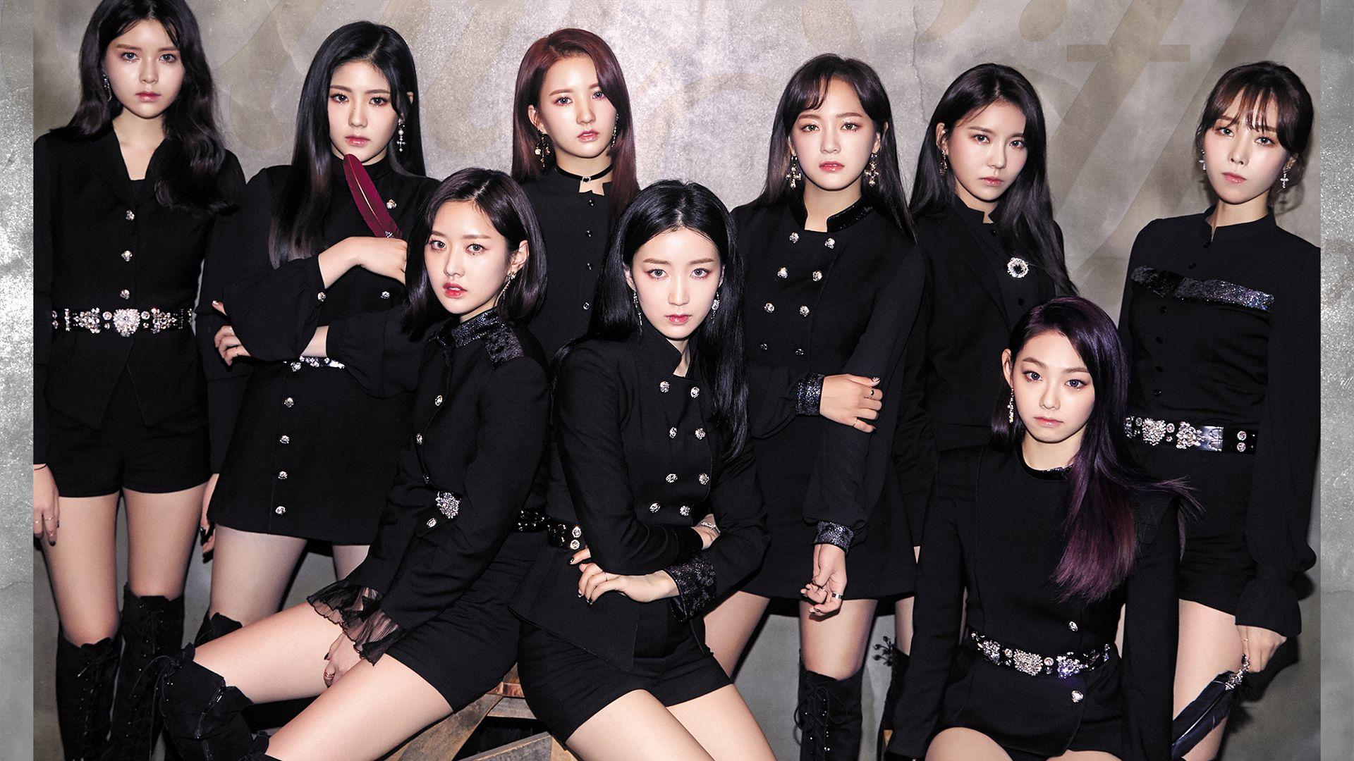 Desktop Wallpaper / gugudan 구구단 | Kpop girls, Kim sejeong ...