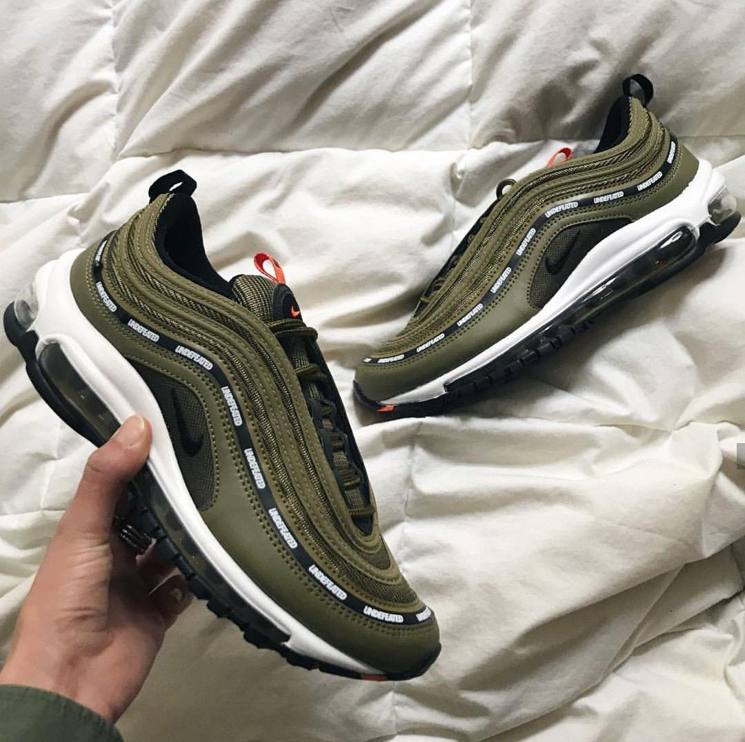 Pin By Kristen On Shoes Nike Air Max 97 Nike Air Max Orange Nike Shoes
