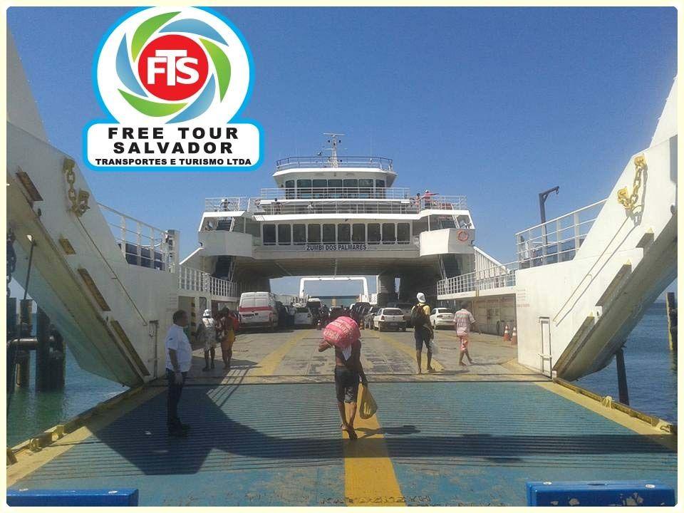 Traslados Para O Club Med Ferry Boat Travessia Salvador Itaparica