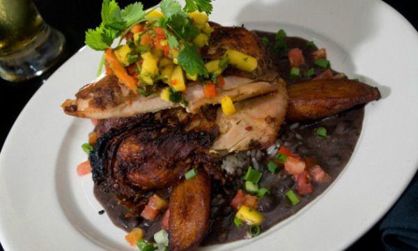 learn how to make jamaican callaloo jerk chicken coconut