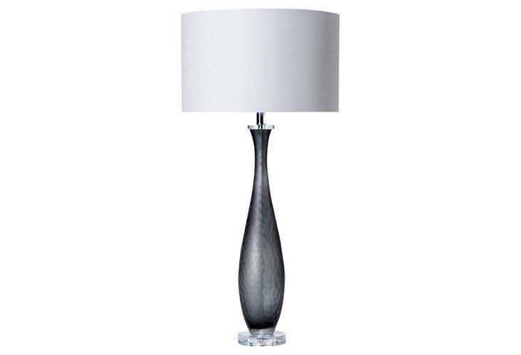 Sydney table lamp smoky gray happy lights pinterest happy lights sydney table lamp smoky gray audiocablefo