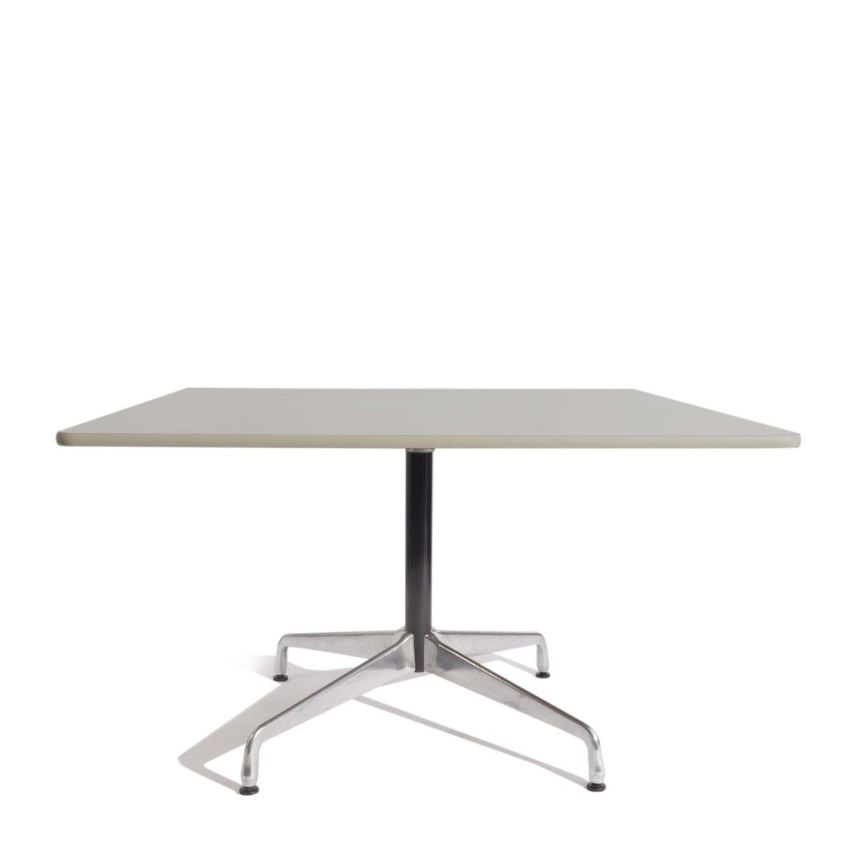 Herman Miller Eames Square Top Table At Decornyc Luxury