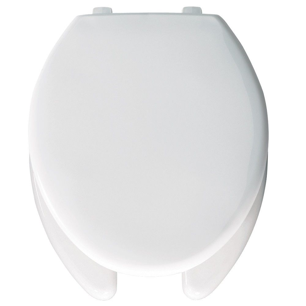 Prime Bemis 1950Ss Elongated Commercial Plastic Open Front Toilet Machost Co Dining Chair Design Ideas Machostcouk