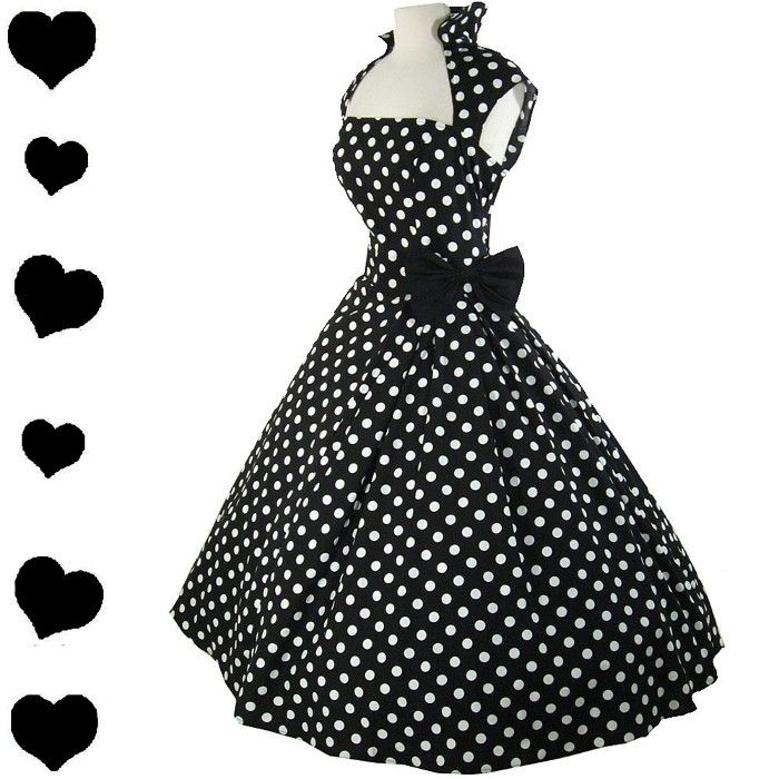 Not sure about the bow. . .. but I love the dots