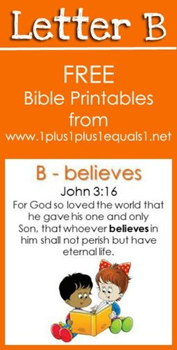 free bible verse printables letter b raising lil rock stars www1plus1plus1equals1net