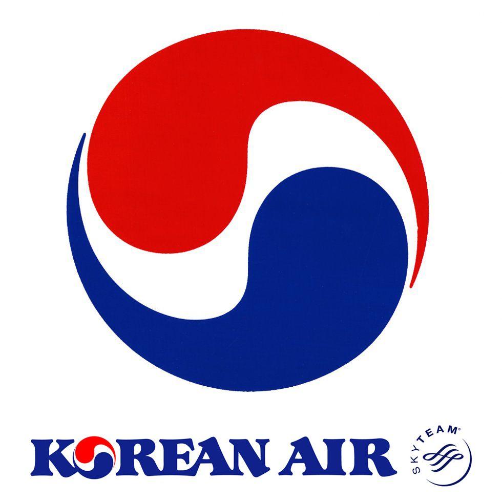 Resultado de imagen para Korean Air logo