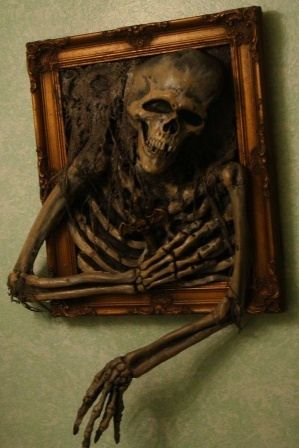 Cheap frame, bucky skeleton & monster mud