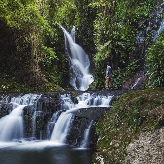 Elabana Falls Photo: @hidynamix_ from our #visitgoldcoast stream on Instagram
