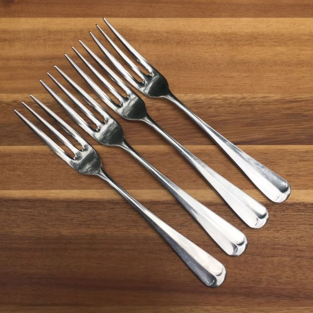 Towle Columbia 4 Dinner Forks 3