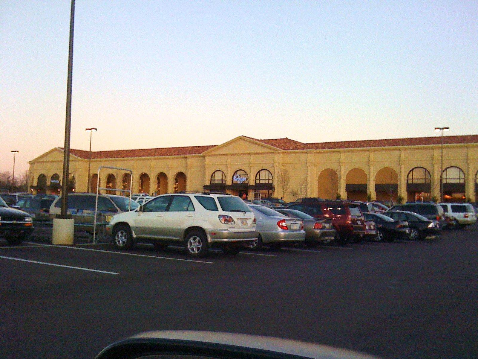 kroger grocery store in madison ms the whole town is themed with