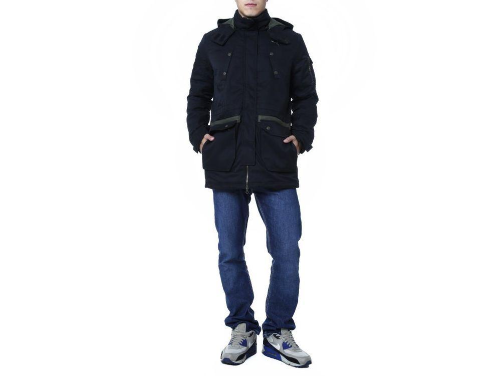 abrigo hombre puma