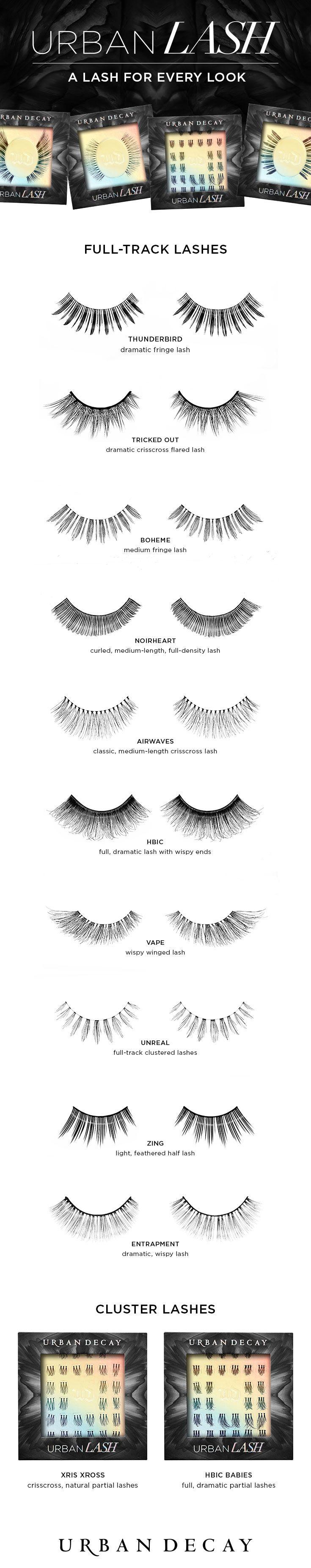 7a32e03ca45 Urban Lash False Eyelashes | eye lashes | Pestañas postizas, Pestañas,  Tatuajes falsos