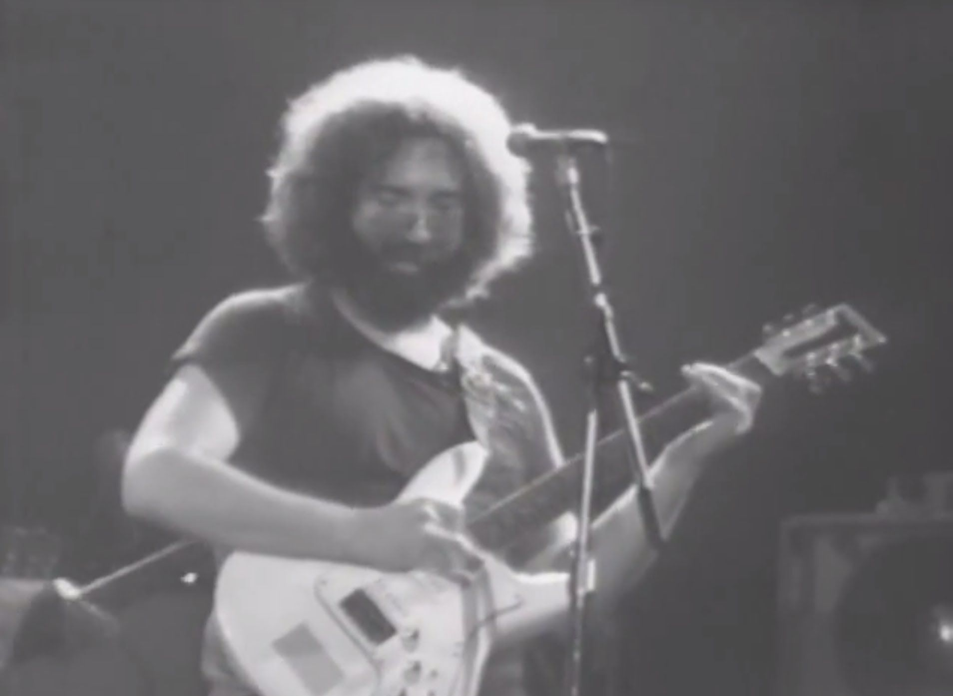 20 years ago today we lost #JerryGarcia #BeKind  Full Concert - 07/09/77 Late - Convention Hall (OFFI...