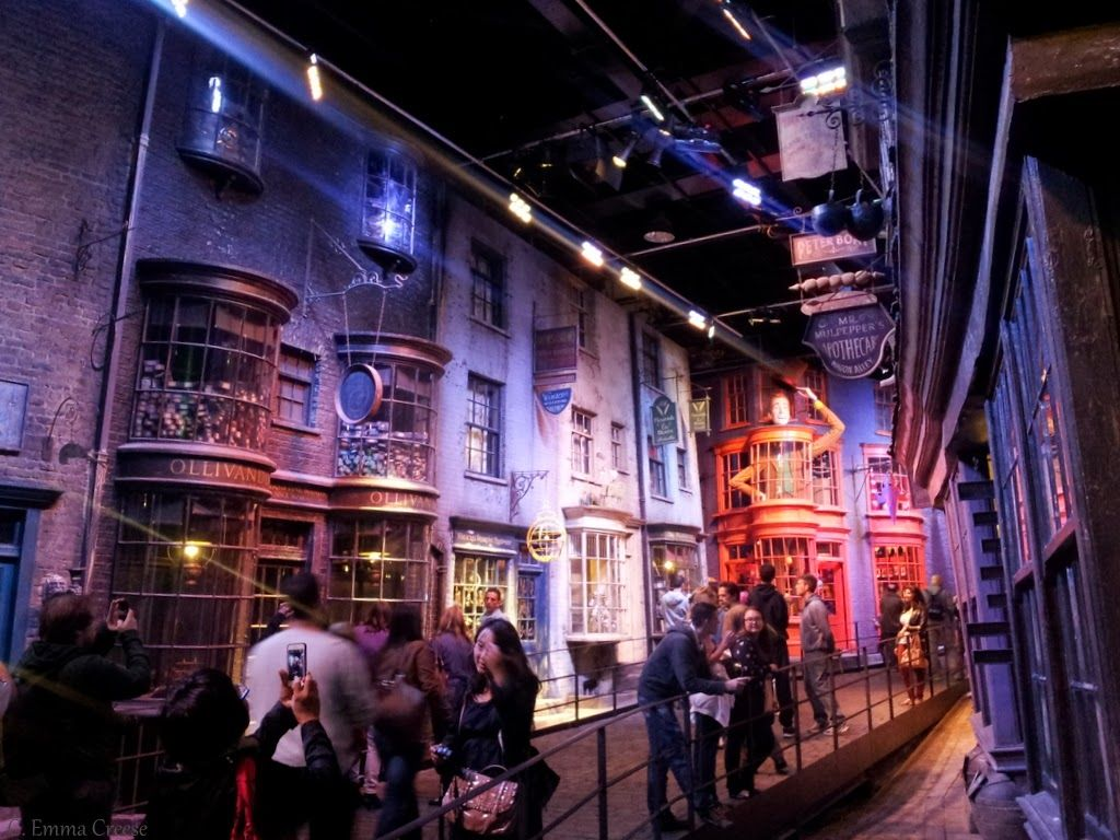 676ce1a4cfca253bdcd6b22702e37687 - How Do I Get To Harry Potter World From London