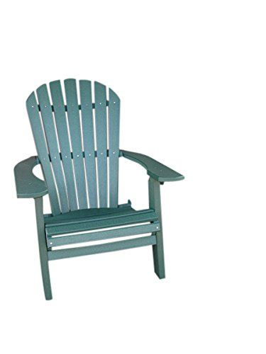 phat tommy recycled poly resin folding deluxe adirondack https