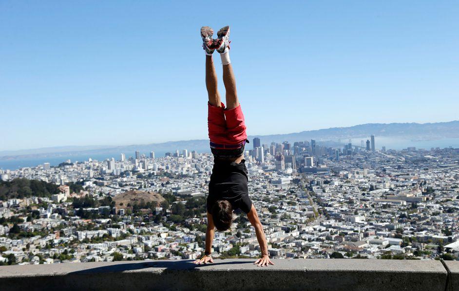 A San Francisco, Stati Uniti. (Marcio Jose Sanchez, Ap/Lapresse)