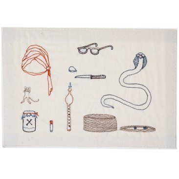 Check out this item at One Kings Lane! Essentials For Snake Charmer Stationery