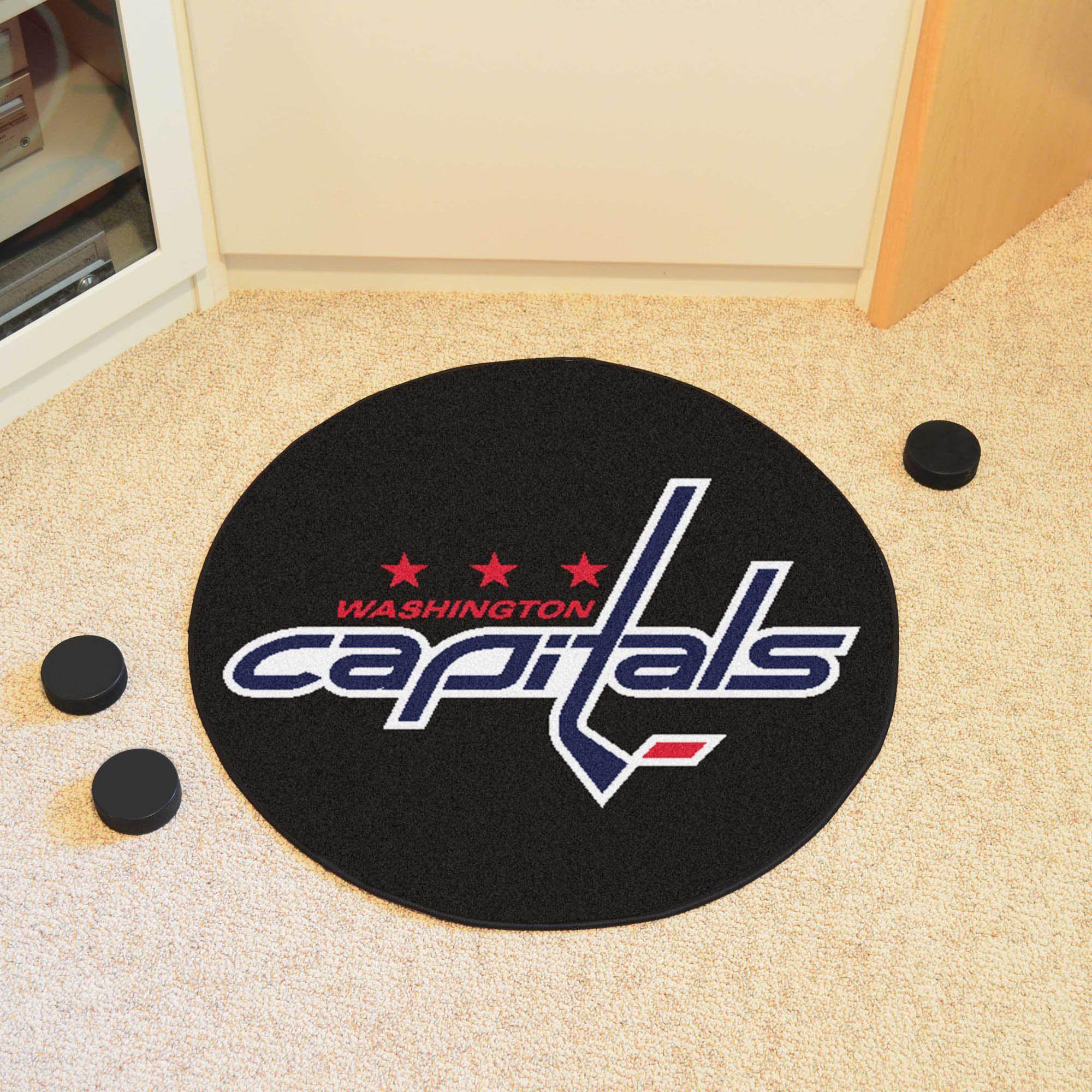Fanmats NHL-Edmonton Oilers Utility Mats 2 Pack