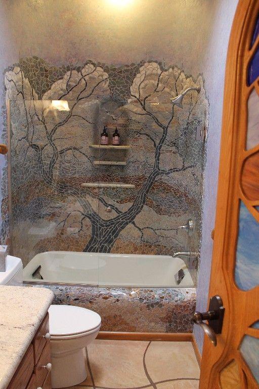 Vrbo Com 202554 Luxury Santa Fe Hobbit House House Rental Hobbit House Best Bathroom Designs