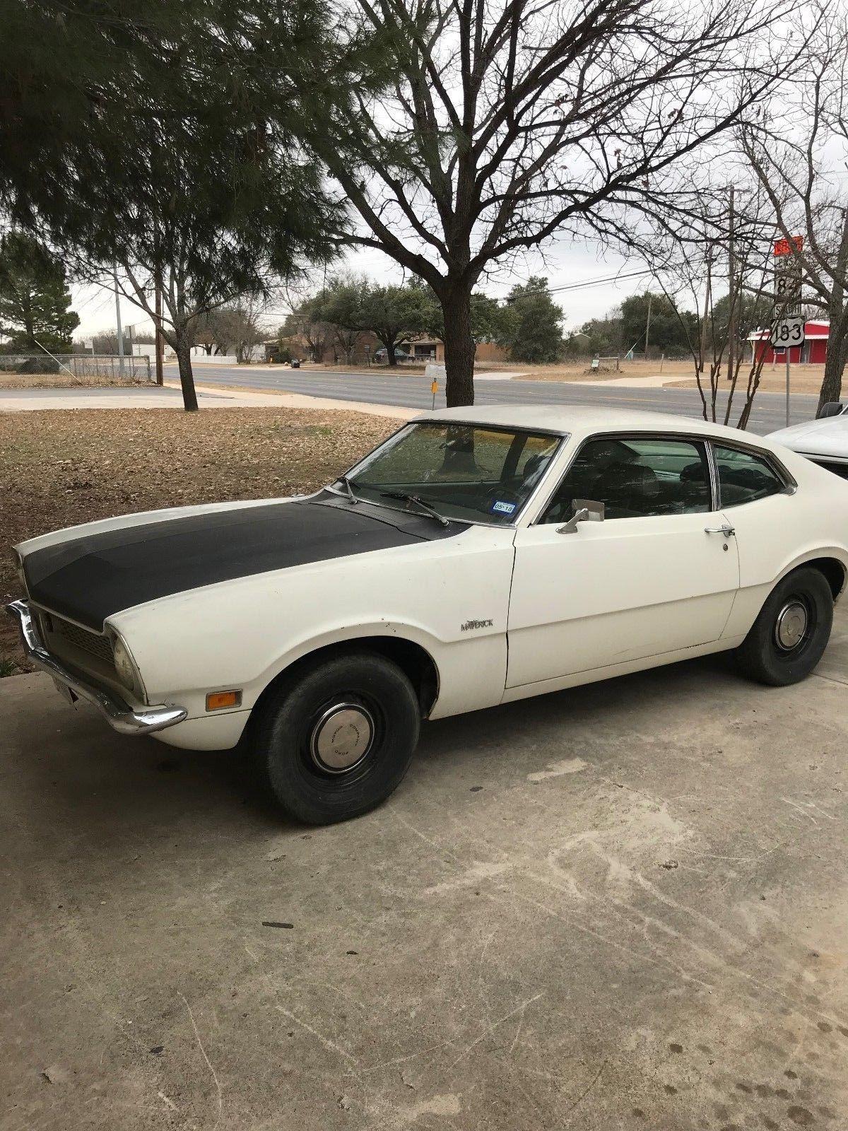 Awesome Amazing 1970 Ford Maverick 70 2dr Original California Car 2018 Check More