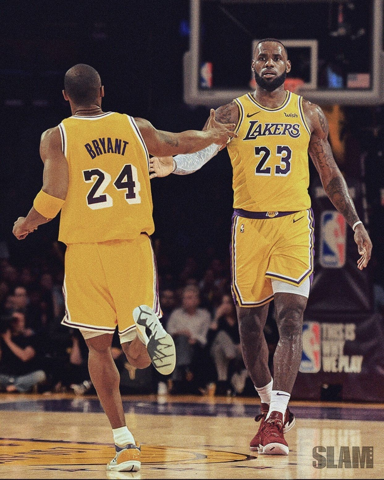 Lebron James Kobe Bryant In 2020 Kobe Bryant Lebron James Lebron James Kobe Bryant Pictures