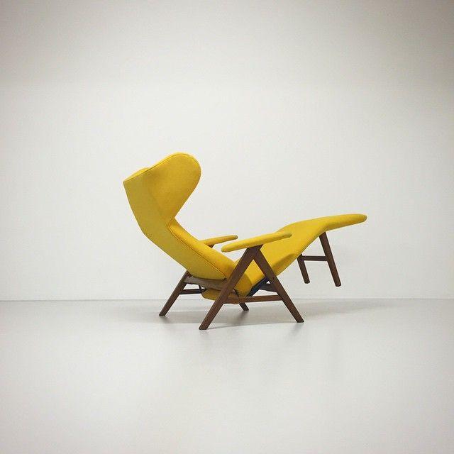 Henry Walter Klein #midcenturymodern #danishmodern #design #midcentury #vintagefurniture #klein #danskdesign #retro