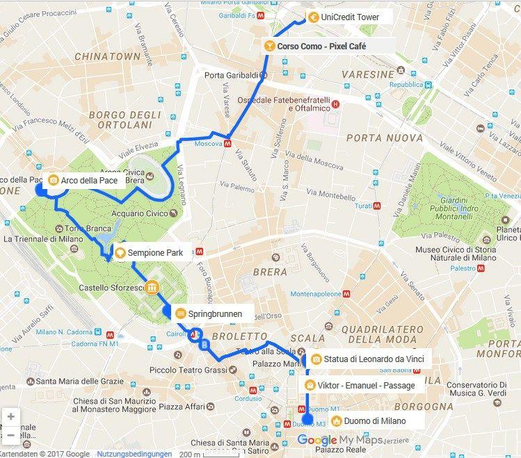 Wochenende In Mailand Shopping Sightseeing Und Aperitivo