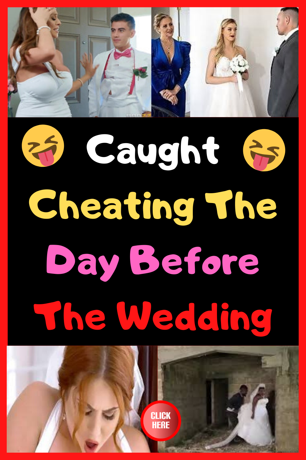 Caught Cheating The Day Before The Wedding In 2020 Caught Cheating Celebrities Cheating