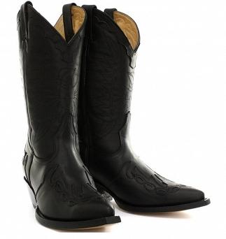 Grinders Cowboy Boots Boots Black Boots